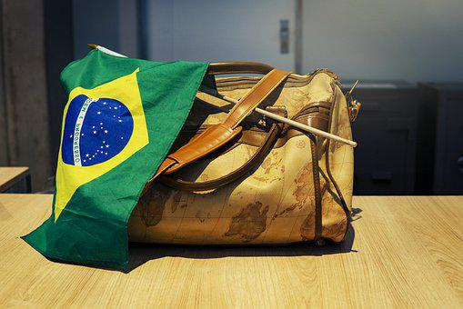 Brazil, Travel, Luggage, Airport, Restriction, Covid19
