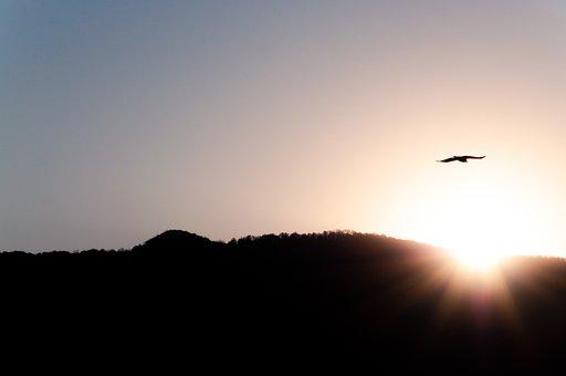 Sunrise, Mountain, Nature, Landscape