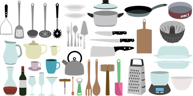 Kitchen, The Device, Cooking, Baking
