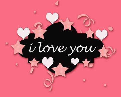 I Love You, Love, Heart, Romantic, Romance, Valentine