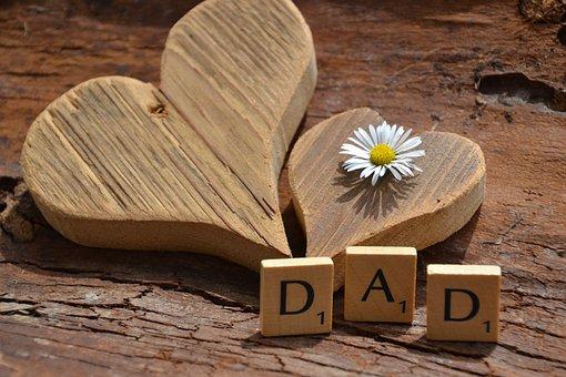 Father's Day, Love, Thank You, Heart, Harmony, Papa