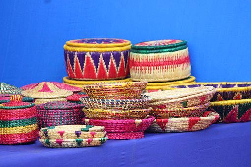 Craft, Handcraft, Decoration, Pottery, Colorful