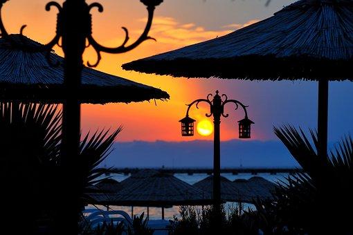 Offer, Sunset, Summer