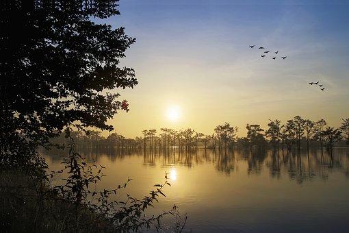Dawn, Daybreak, Aurora, Peep, Nightfall
