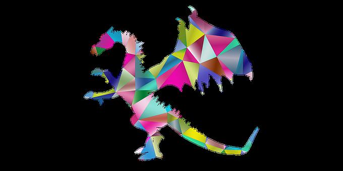 Dragon, Animal, Lizard, Nature, Wildlife, Chromatic