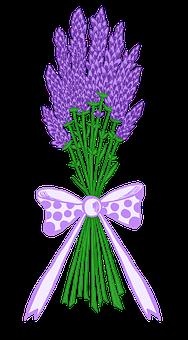 Lavender, Flower, Flowers, Bouquet, Herbs, Blue, Summer