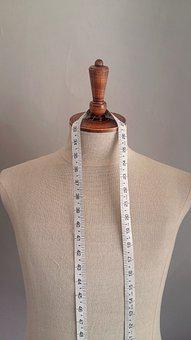 Mannequin, Measuring Tape, Tailor, Sewing, Fashion