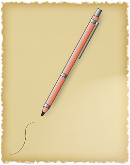 Pen, Write, Schreiber, Office, Writing Tool, Paint