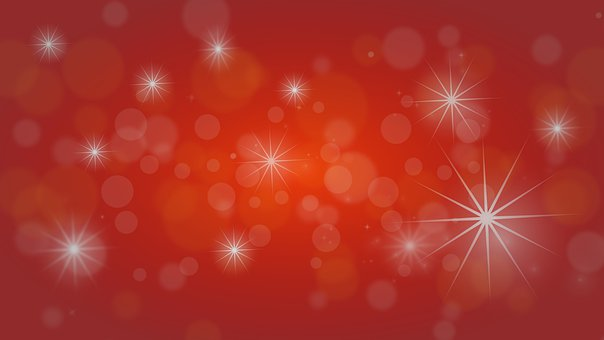 Christmas, Red, Decoration, Vacations, Celebration