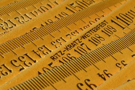 Measure, Ruler, Measurement, Rule, Number, Centimeter