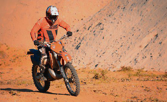 Racing, Motorcycle, Speed, Off-road, Sports, Motocross