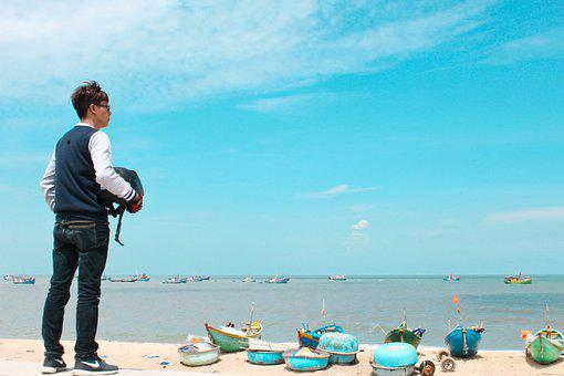 Travel, Landscape, Tourism, Vacation, Seascape, Seaside