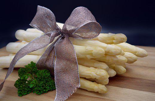 Asparagus, Vegetables, Bound, Loop, Delicious