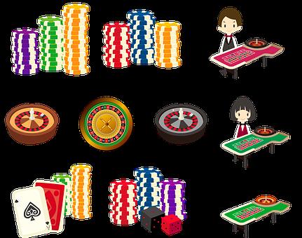 Roulette, Gambling, Poker, Casino, Win, Rendering, 3d