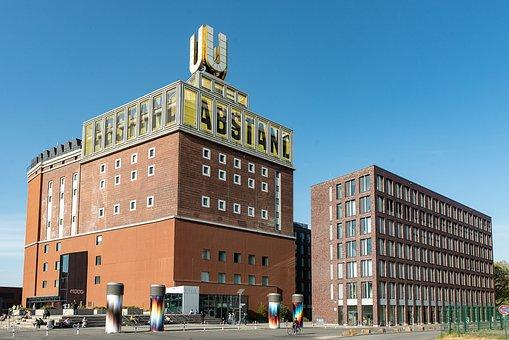 Dortmund U, Dortmund, Distance, Corona Museum Landmark