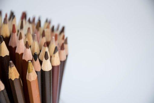 School, Art, Education, Drawing, Pencils, Draw