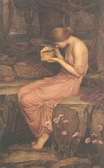 John, William, Waterhouse, Art, Fine