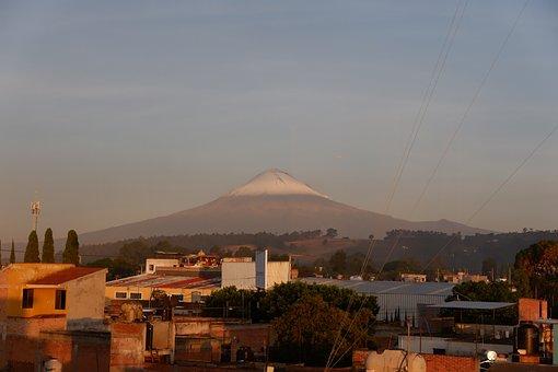 Nature, Volcano, Lava, Landscape, Sky, Eruption