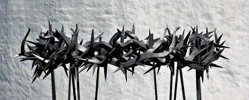 Crown Of Thorns, Crown, Good Friday, Crucifixion, Jesus