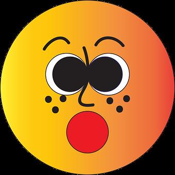 Shocked, Dizzy, Face, Emoji, Emoticon, Emotion