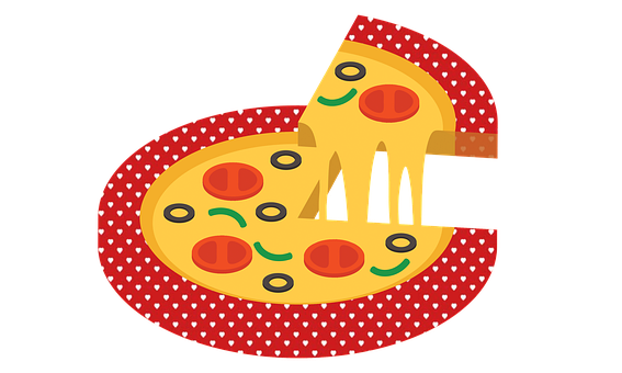 Pizza, Fast Food, Nutrition, Lunch, Delivery, Cheese