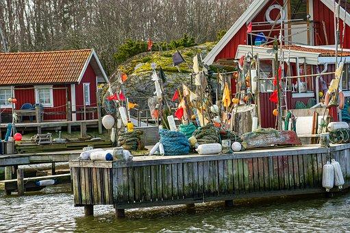 Archipelago, Sweden, Water, Gothenburg, Sea, Nature