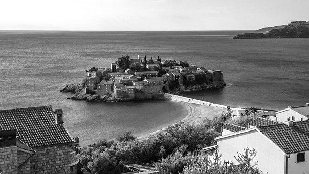 Montenegro, City, Kotor, Tourism