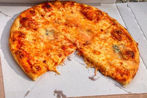 Pizza, Pizza Box, Cheese, Pizza Carton
