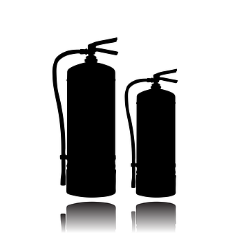 Fire, Extinguisher, Safety, Red, Emergency, Equipment