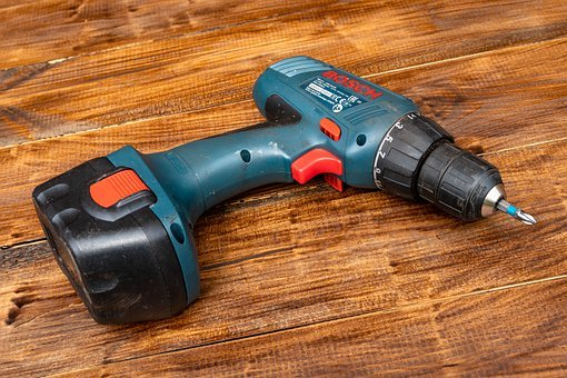 Screwdriver, Drill, Tool, Hand Tool, Bits