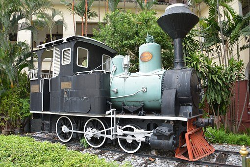 Train, Steam Train, Steam, Locomotive, Railroad, Engine