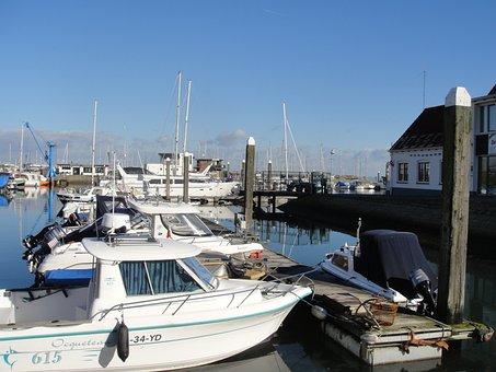 Port, Investors, Boot, Ships, Yacht, Water, Maritime