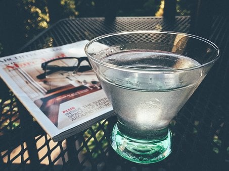 Martini, Drink, Beverage, Alcohol, Cocktail