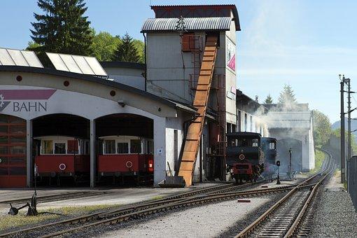 Achensee Bahn, Mountain Railway, Narrow Gauge