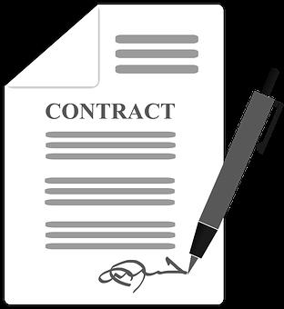 Contract, Consultation, Pen, Signature, Paper, Arch