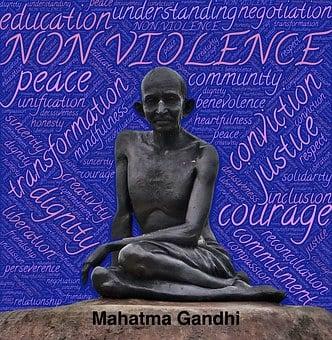 Non-violence, Peace, Transformation, Leadership