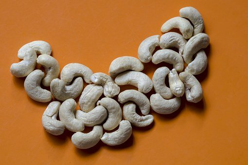 Cashew, Nuts, Fruit, Almonds, Portrait, Indian