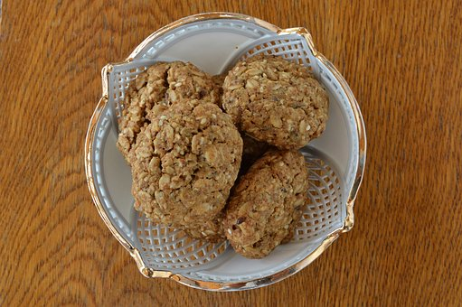 Seed Biscuits, Food, Cookies, Dessert, Flax, Breakfast