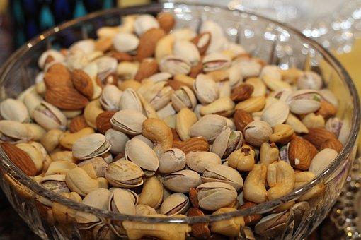Nuts, Pistachios, Snack, Cashew, Almond, Mehran B