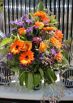 Flowers, Summer Flowers, Nature, Floral Arrangement