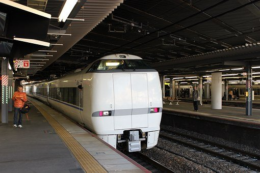 Jr West, Thunderbird, Express, Shin-osaka, Train