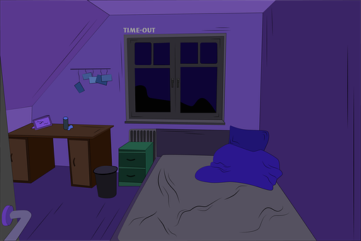 Room, Vectorize, Violet, Abstract, Purple, Art, Design
