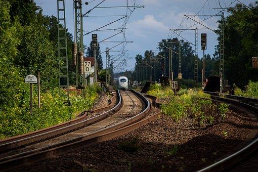 Bahn, Train, Railway, Traffic, Rails, Tourism