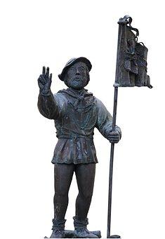 Memorial, Bundschuh-movement, History, Medieval