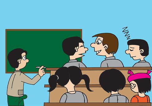 Myanmar, Burma, School, Education, Class, Classroom