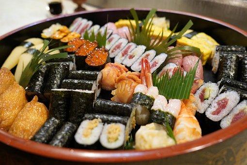 Sushi, Japanese Food, Japan Food, Diet, Cuisine