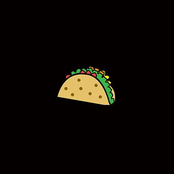 Taco, Mexican, Food, Tacos, Delicious