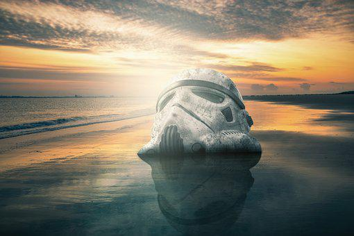 Starwars, Stormtrooper, Toys, Soldier, Model, Helm