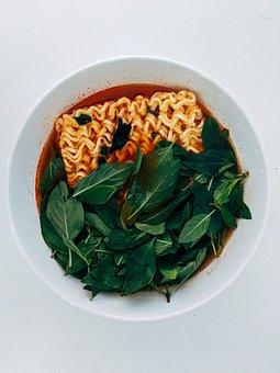 Noodle Soup, Ramen Noodles, Instant Noodles, Product