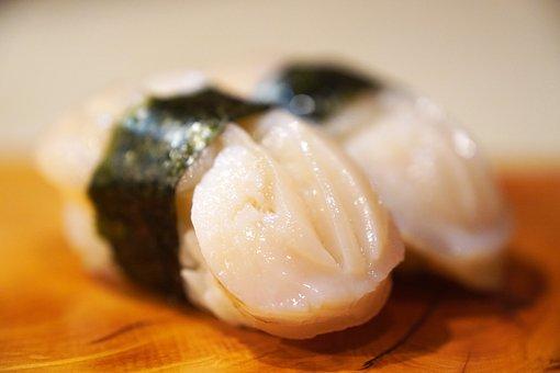 Restaurant, Japanese Food, Japan Food, Scallops